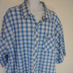 Rocawear Button Up Shirt 6XL